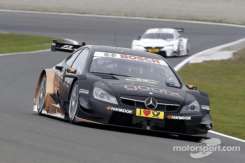 Pascal Wehrlein books grid position seven in Zandvoort