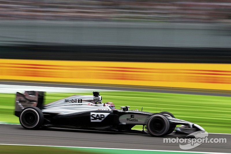 McLaren perform a good free practice for Sunday's Japanese GP