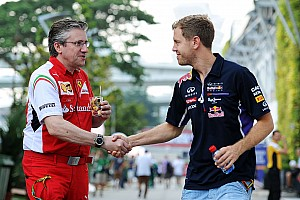 Formula 1 Interview Horner confirms an 'emotional' Vettel is heading to Ferrari