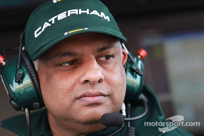 Fernandes distances himself from Caterham F1 team