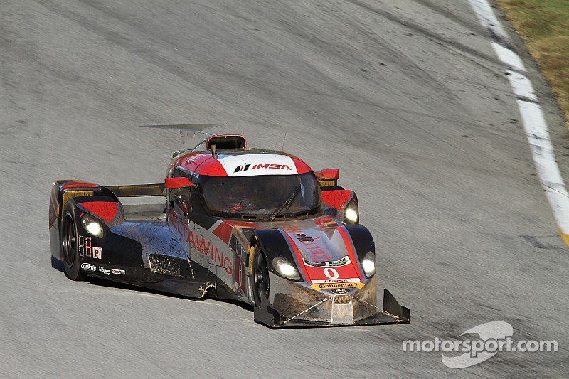 DeltaWing team ends season on a high note in hometown race