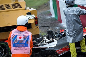 Formula 1 Analysis As with the Stewart/Ward tragedy, an amateur video shows Bianchi's crash