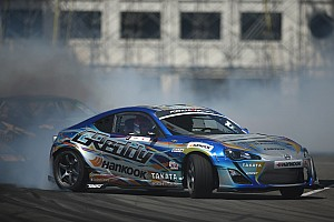 Formula Drift Preview Scion closes in on a Formula DRIFT win