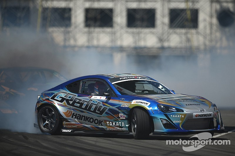 Closes In On A Formula Drift Win