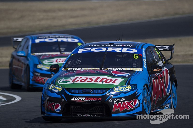 Are Ford's days numbered in V8 Supercars?