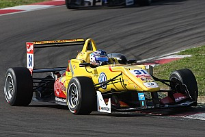 F3 Europe Qualifying report Blomqvist bags a brace of poles at Hockenheim