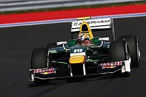 GP2 Breaking news Fernandes sells Caterham GP2 team