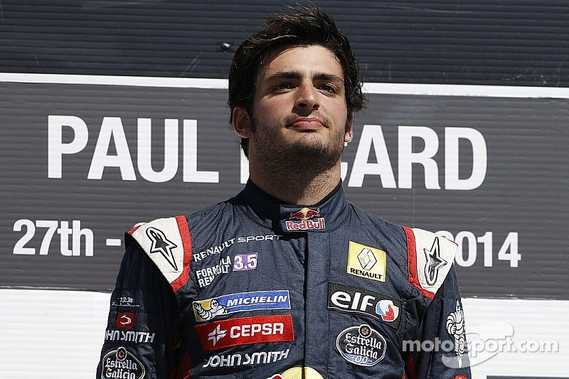 """Carlos Sainz : """"I hope to get my chance in F1"""""""