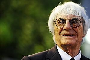 Formula 1 Breaking news Ecclestone denies F1 heading to Madrid