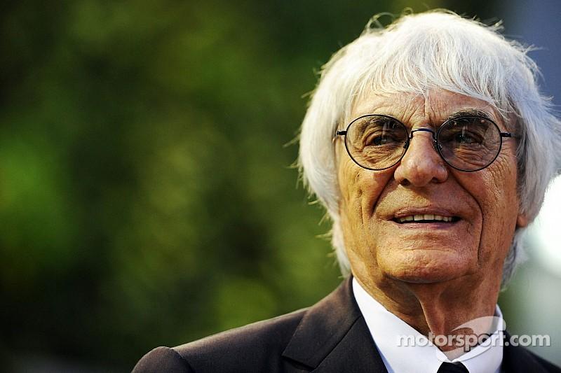 Ecclestone denies F1 heading to Madrid