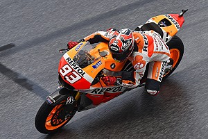 MotoGP Qualifying report Bridgstone: Marquez runs hot in scorching conditions at Sepang to set new circuit record