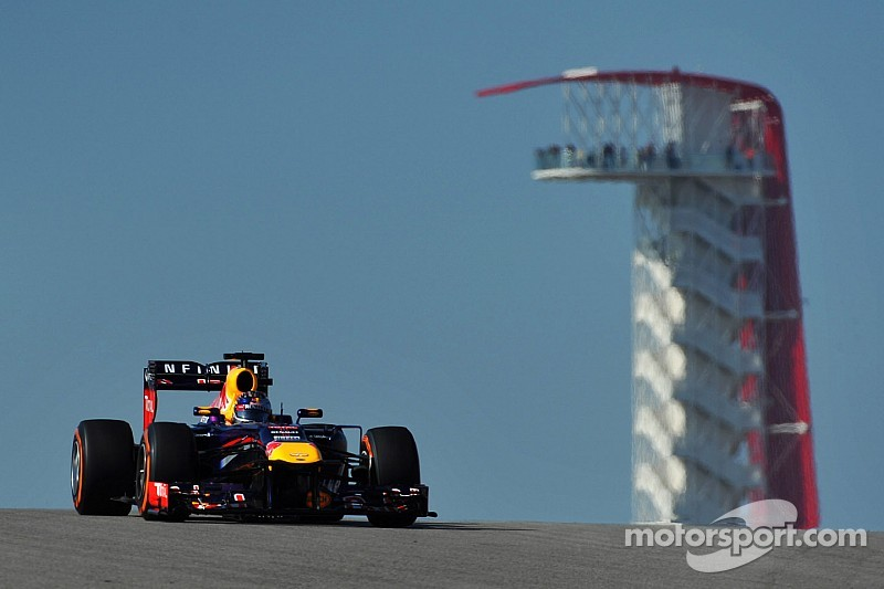 F1 to end US GP's Nascar clash in 2015