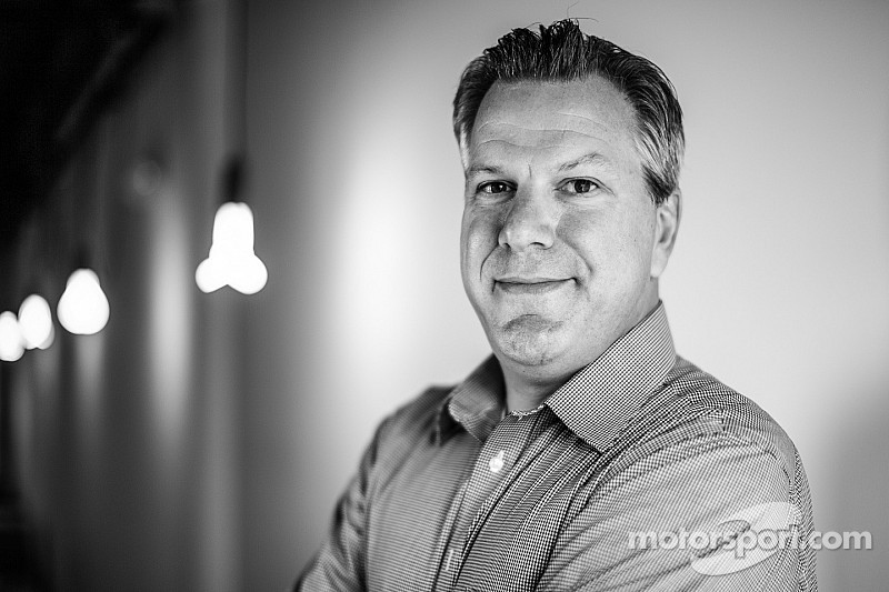 Communications veteran Scott Sebastian named as VP of Public Relations and Marketing, Motorsport.com