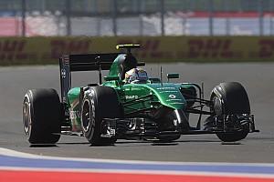 Formula 1 Breaking news Caterham preparing for Abu Dhabi return