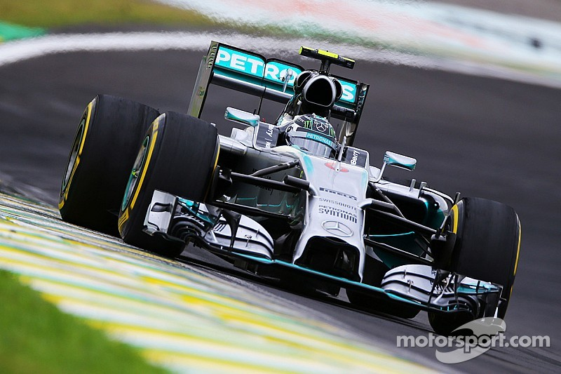 Brazilian GP qualifying: A seventh consecutive front row lockout for Mercedes