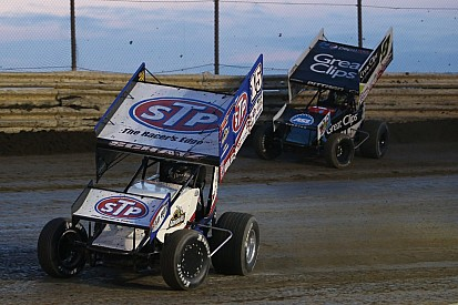 Donny Schatz, Tony Stewart honored at World of Outlaws 'Night of Champions'