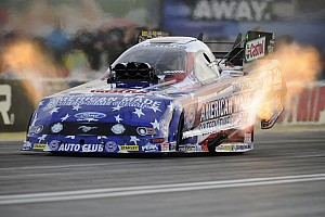 NHRA Race report John Force: 'This isn't the end, it's just the beginning'