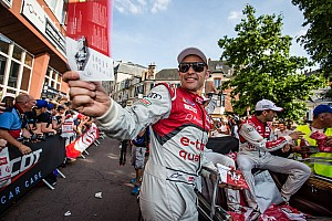 Le Mans Breaking news Mr Le Mans Tom Kristensen retires from racing