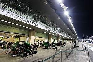 Formula 1 Breaking news Caterham thanks Renault for helping F1 comeback