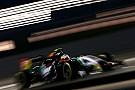 Sahara Force India does a good start on the Abu Dhabi GP weekend