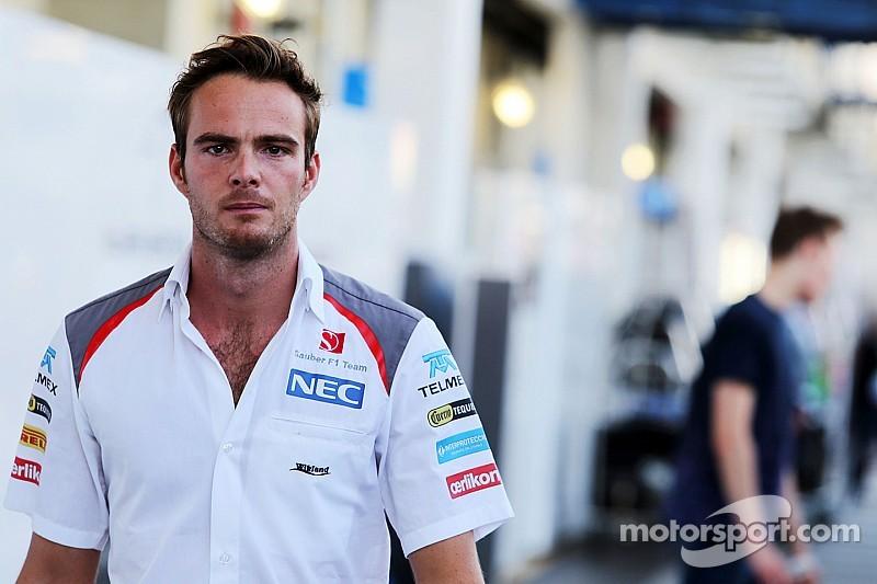 Sauber retracts Van der Garde's paddock pass for Abu Dhabi