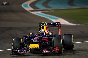 Formula 1 Race report Renault Sport F1: Abu Dhabi GP race report