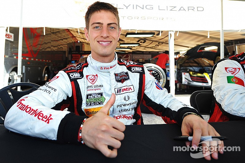 Dion von Molte added to 25 Hours of Thunderhill field