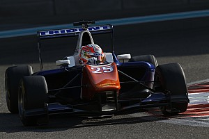 GP3 Testing report GP3 testing ends with Ghiotto fastest