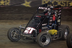 USAC Race report Bell wins at Perris, Abreu takes USAC championship