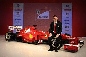 Formula 1 Rumor Now Tombazis to depart Ferrari - report