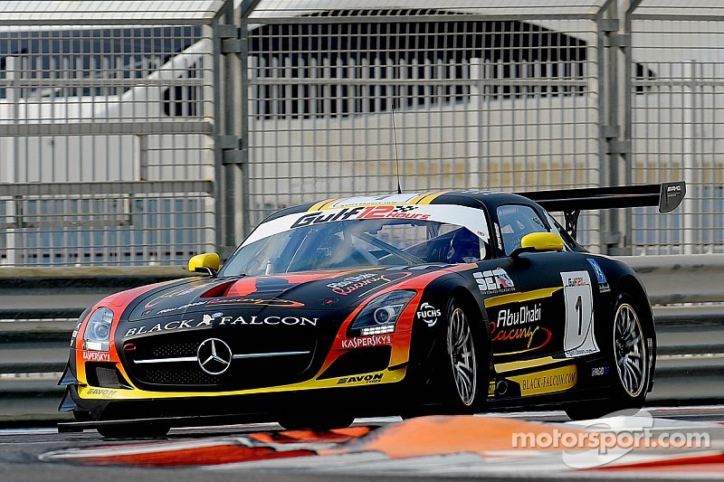 Team Black Falcon's Gulf 12 Hours title defence rests in the hands of a great driver line-up