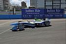 Michela Cerruti fights for the top-10 in Uruguay Formula E round