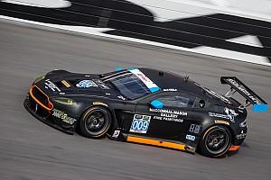IMSA Preview TRG-Aston Martin Racing preparing for 2015 season