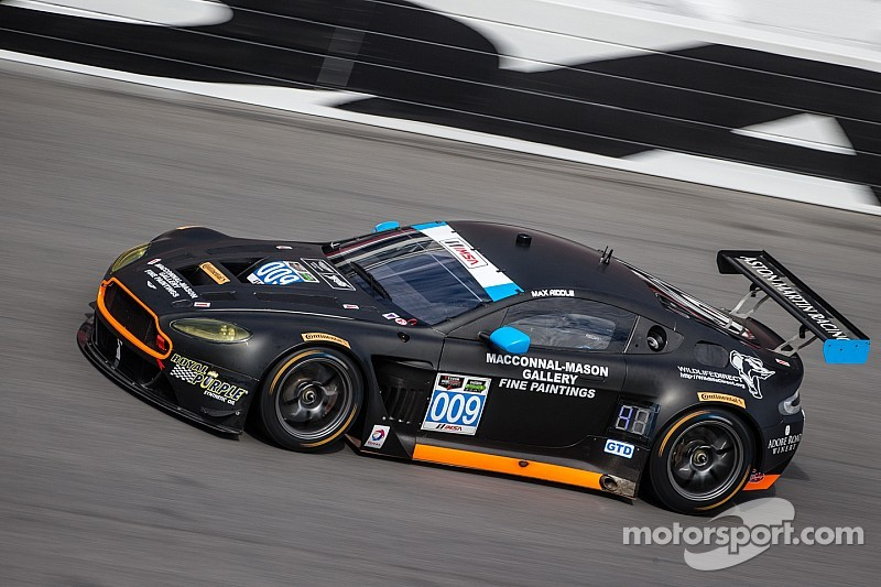 TRG-Aston Martin Racing preparing for 2015 season