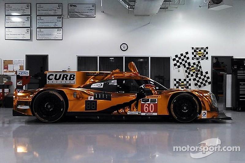 Gold Michael Shank Ligier and build photos revealed