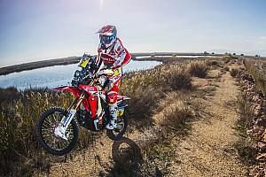 Dakar Stage report Barreda takes control