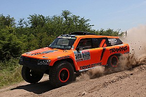 Dakar Race report Robby Gordon's quest to win Dakar hits a roadblock