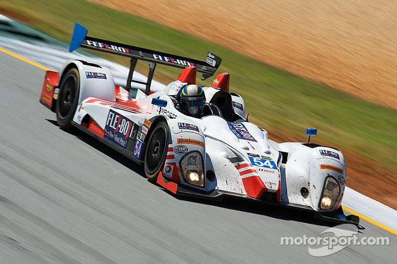 Colin Braun turns fastest lap in testing for Rolex 24 at Daytona