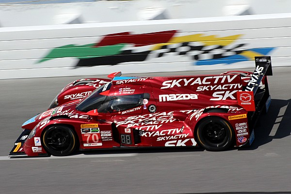 Mazda adds all-star spotters to Daytona effort