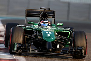 Formula 1 Breaking news Caterham boss admits 'time running out'