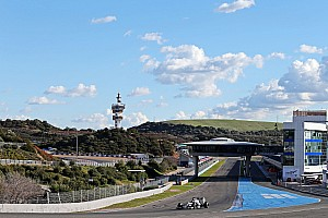 Formula 1 Testing report Renault Sport F1 Jerez test review