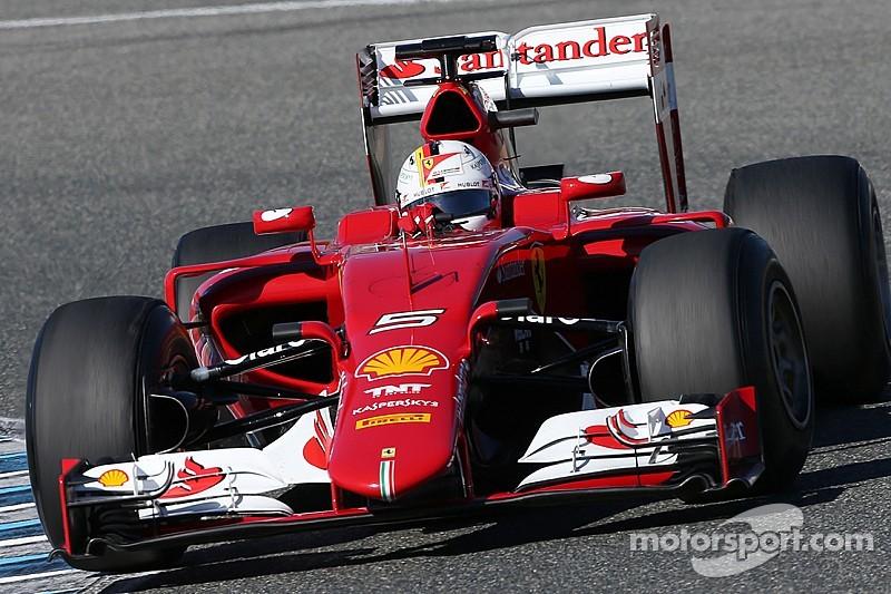 Ferrari f1 2015