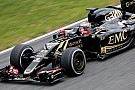 Confident Lotus unconcerned about arriving late to Jerez test