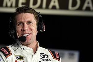NASCAR Cup Interview Keselowski calls Carl Edwards the 'best driver' in NASCAR Sprint Cup today
