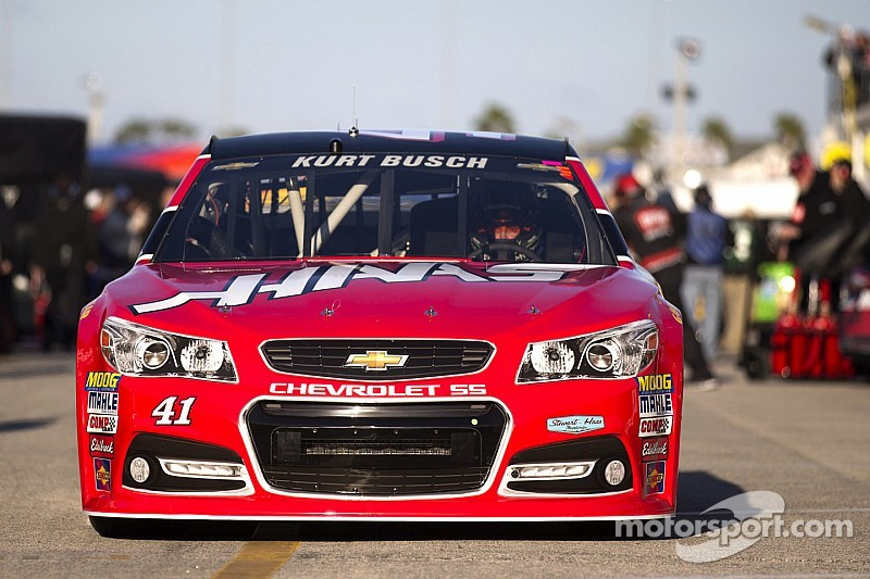 Kurt Busch the fastest man in Daytona following Sprint Unlimited practice