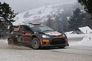 WRC Race report Pirelli: Kubica and Protasov set fastest times on Rally Sweden