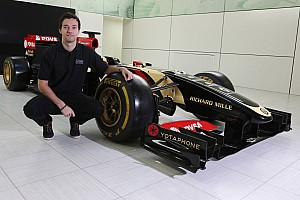 Formula 1 Breaking news Palmer to make Lotus debut in Barcelona