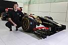Palmer to make Lotus debut in Barcelona