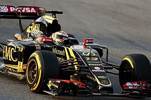 Formula 1 Analysis Barcelona Day 1 testing notebook: Maldonado grabs some glory