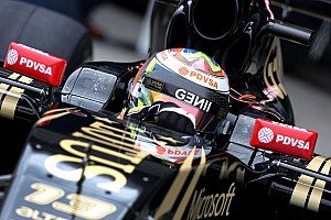 Formula 1 Breaking news Gastaldi sees potential in 2015 Lotus project